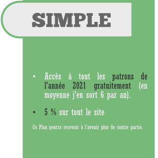 Abonnement Simple