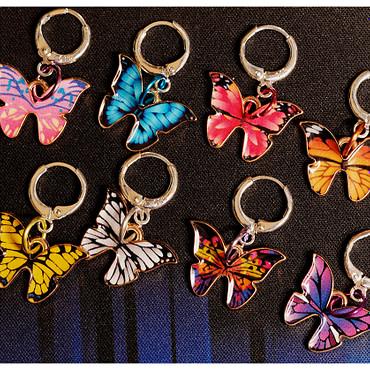 Marqueur Papillons